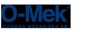 O-Mek.se – Skoterkälkar och ATV -vagnar Logo